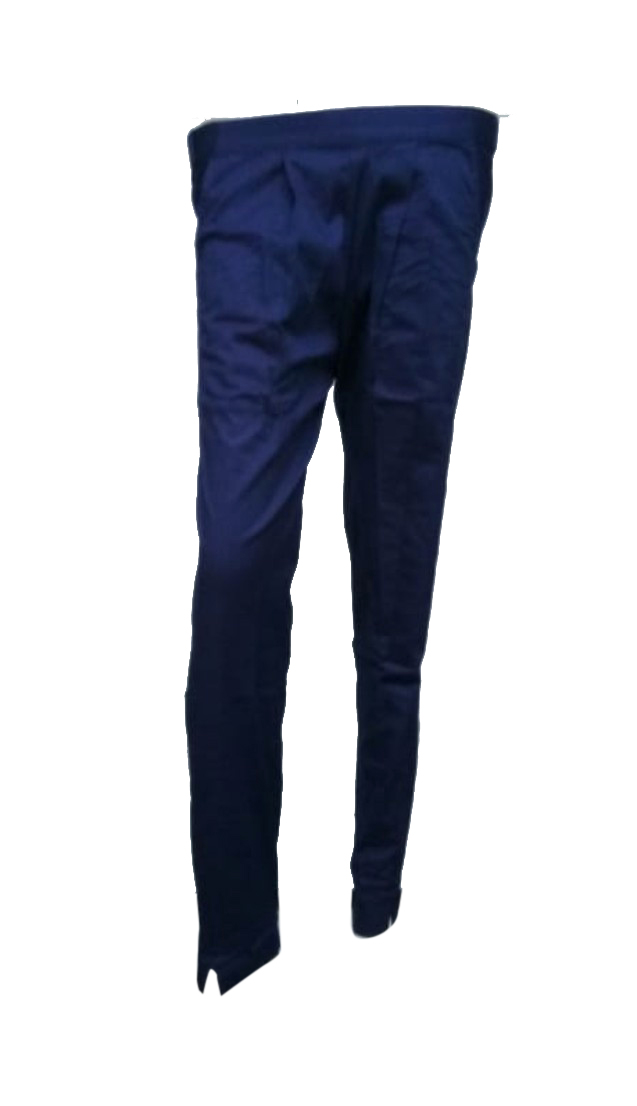SOMAYA D NO 14-NAVY BLUE WMN PANT
