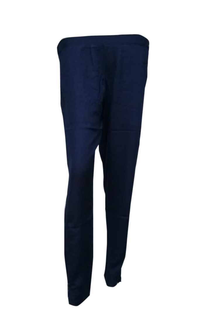 SOMAYA D NO 16-NAVY BLUE WMN PANT