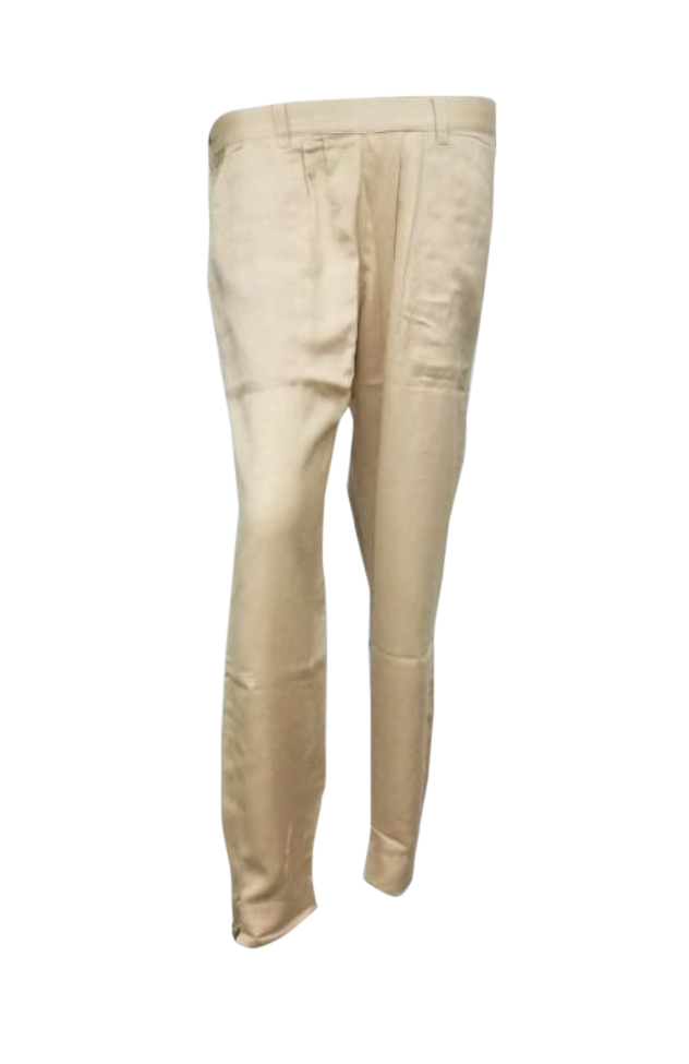 SOMAYA D NO 17-CREAM WMN PANT
