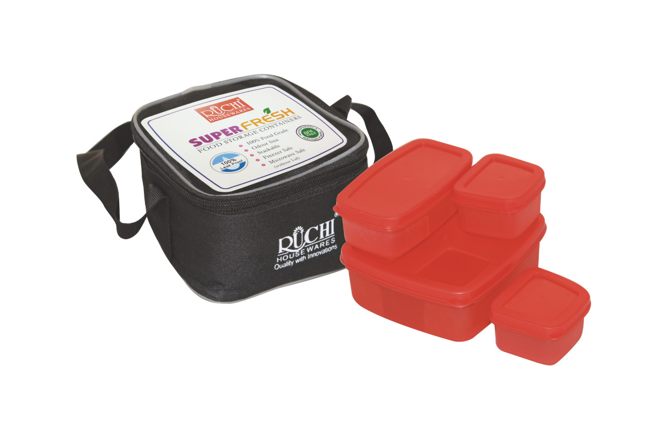 RCM SUPER FRESH TIFFIN SET