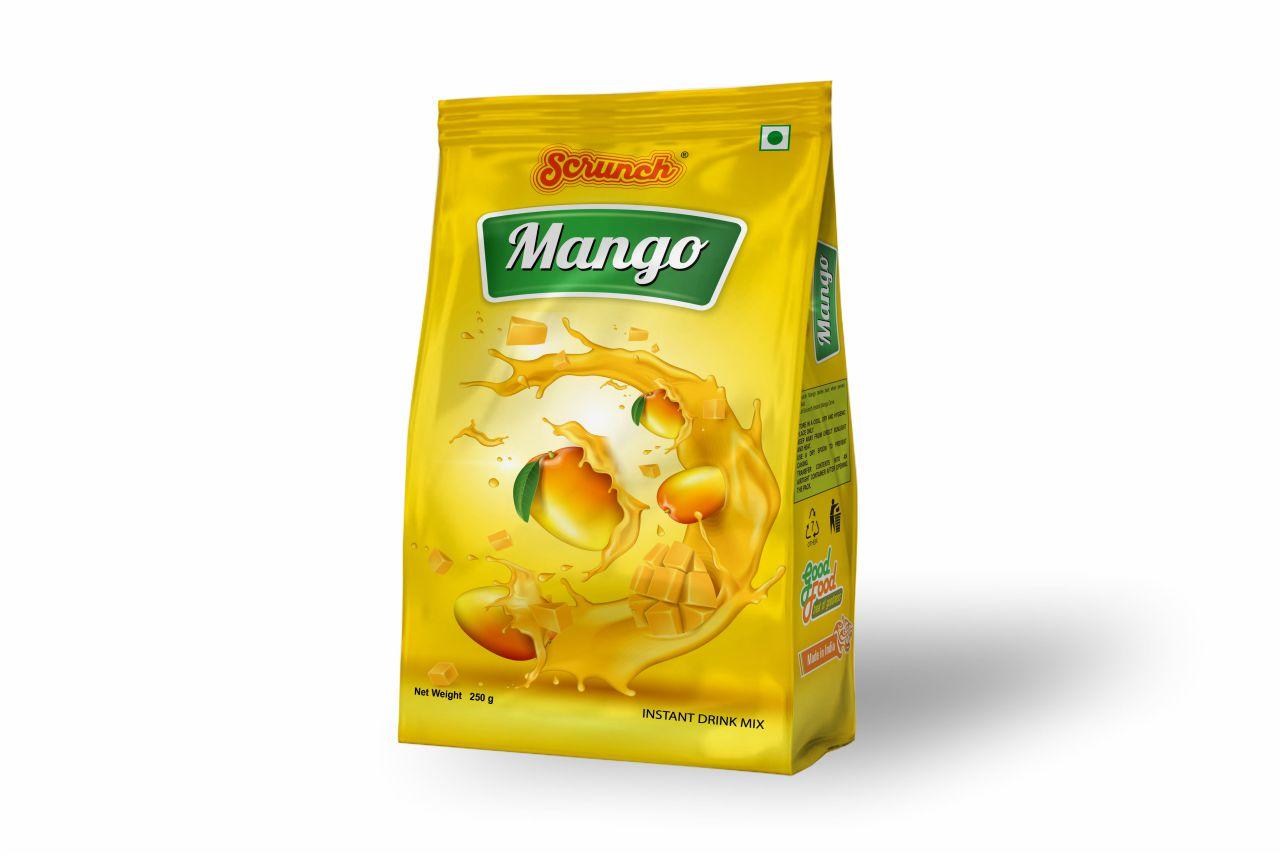 Scrunch Mango(250g)