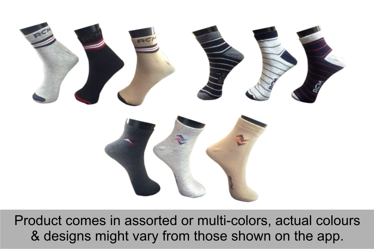BAGS ACCESSORIES, Accessories, Socks - RCM Business