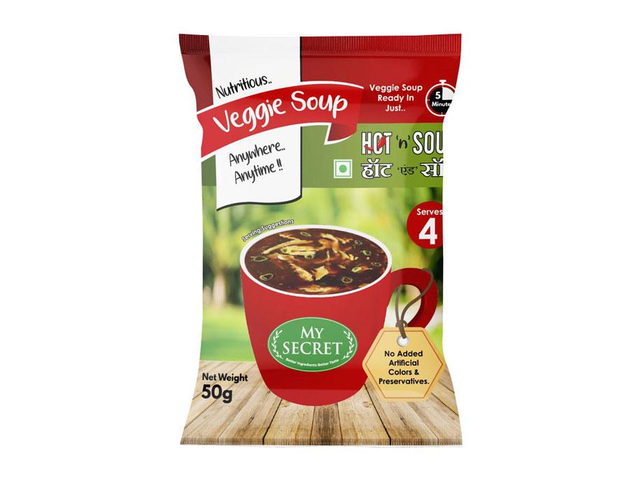 Veggie Soup(50g)