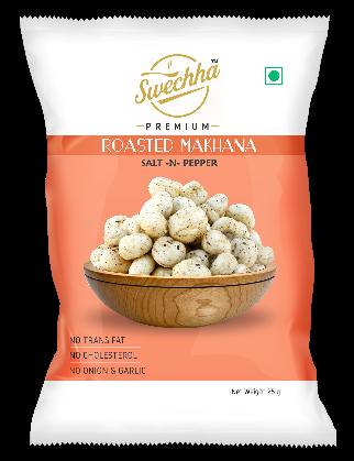 Swechha Makhana Salt-N-Pepper(25g