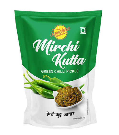 Swechha Mirchi Kutta Pickle(200g)