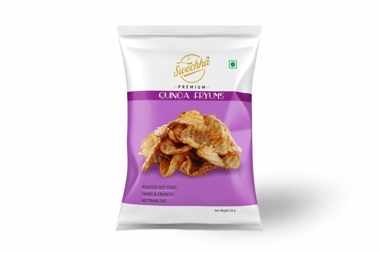 Swechha Quinoa Fryums(25g)