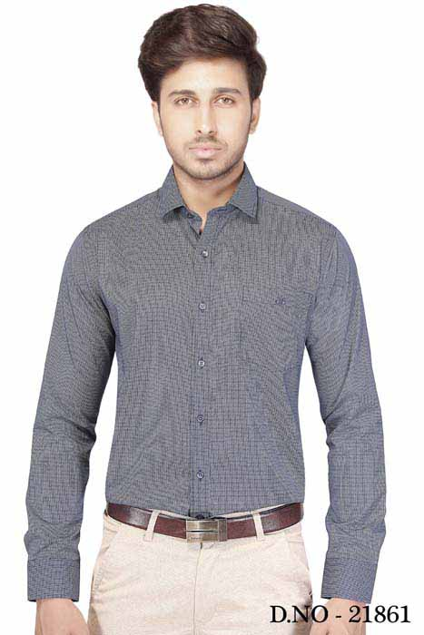 TA 120393 02-NAVY FORMAL SHIRT