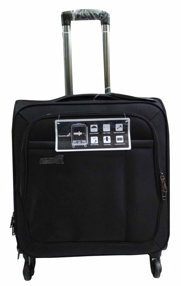 TB PILOT 19''-BLACK 19 TRAVEL BAG