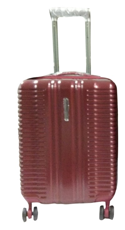 "(20"")TB PLATINUM 1002 - Maroon Travel Bag"