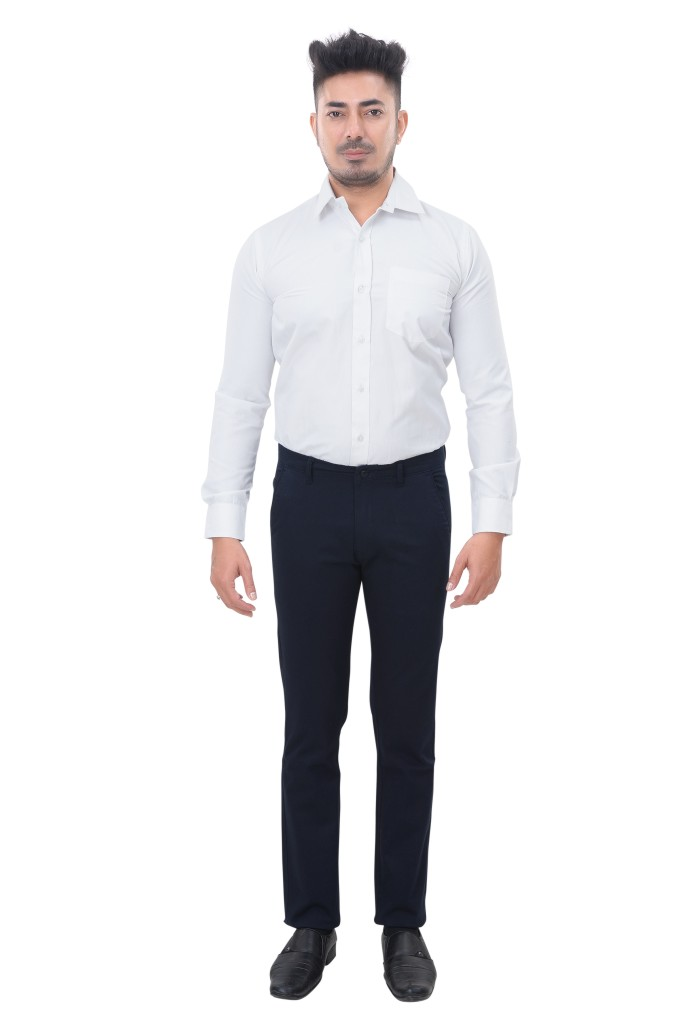 UTD 24 - Navy Casual Trousers