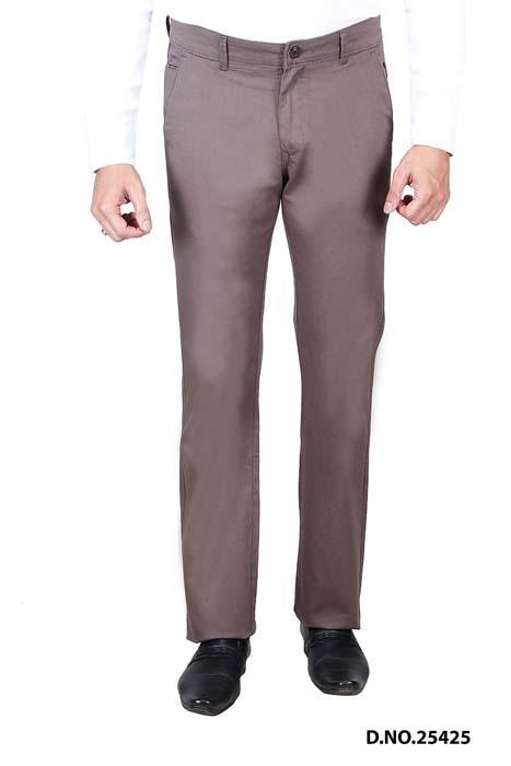 UTD STYLE 824-ASH CASUAL TROUSER