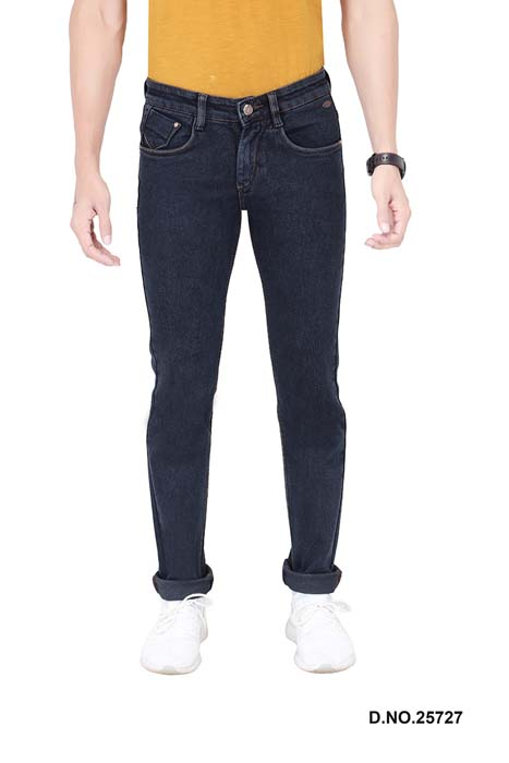 UTD 9115108-CARBON BLACK CLOUD KNITTED DENIM