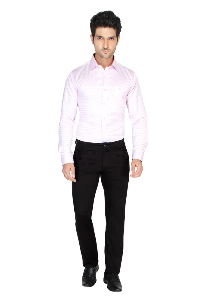 UTD FD 2 BLACK CASUAL TROUSER