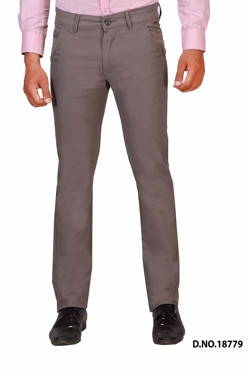 UTD 15 - Khaki Casual Trousers