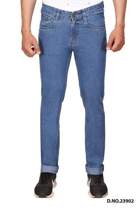 UTD 5083-LV SPRAY KNITTED DENIM