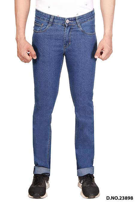 UTD 5083-MV SPRAY KNITTED DENIM