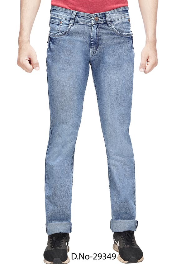 UTD 13049-2-CLOUD WASH KNITTED DENIM
