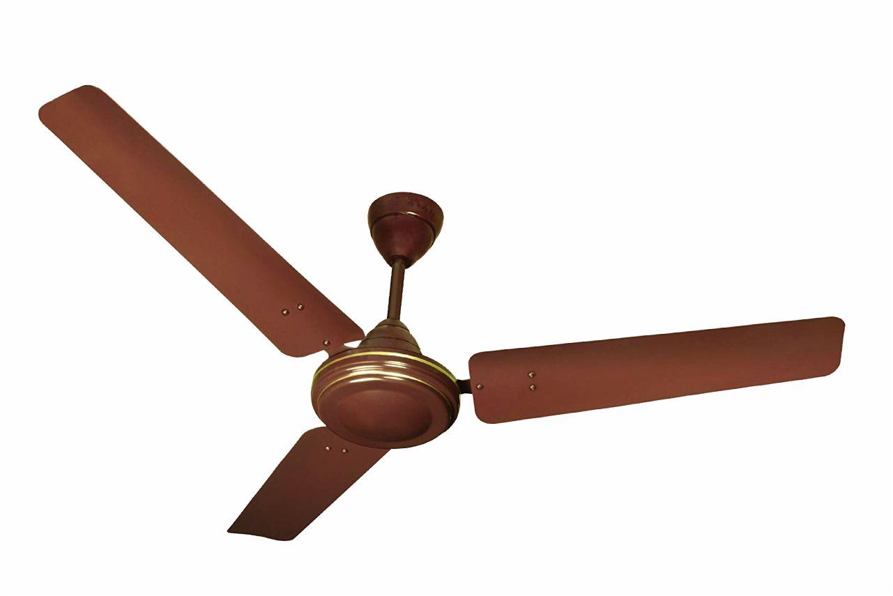 Savio Ceiling Fan(Brown)