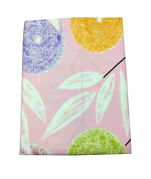 VIVID -DESIGN 20 100 % COTTON DOUBLE BEDSHEET