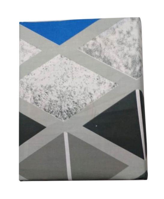 VIVID FEB 01-DESIGN 7 100 % COTTON DOUBLE BEDSHEET