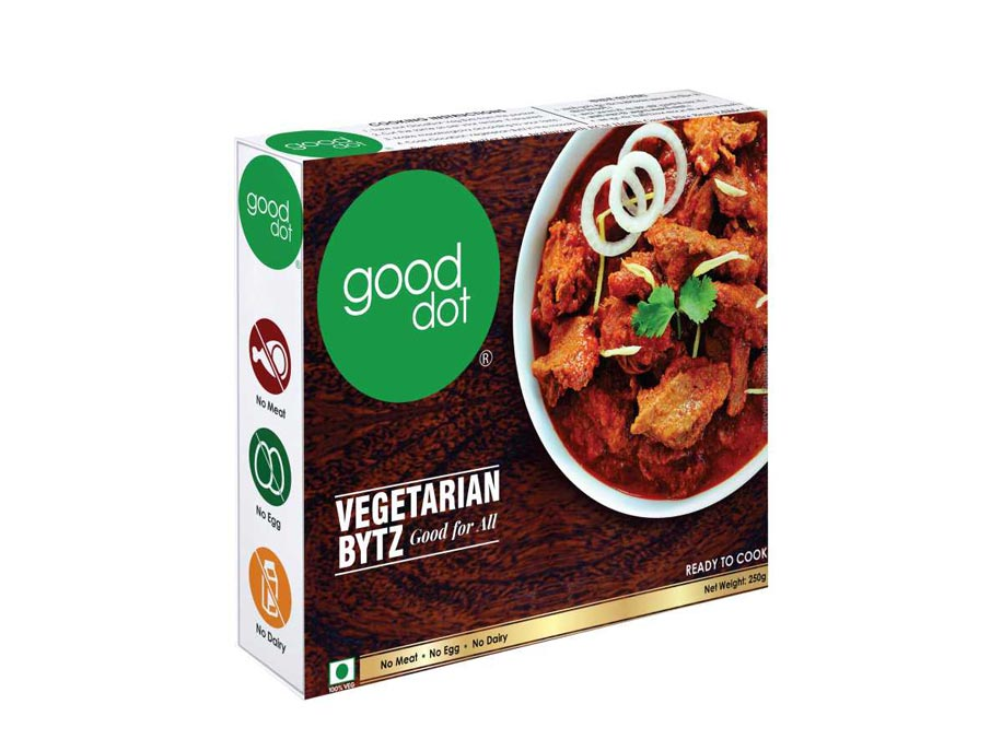 Vegetarian Bytz(250g)
