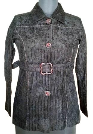 FSPL01 - Black Women's Winter Jacket