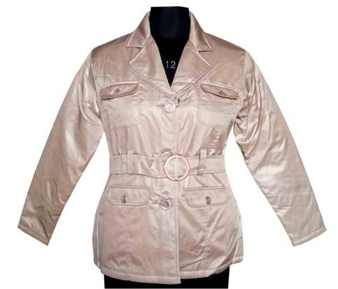 FSPL01 - Cream Women's Winter Jacket