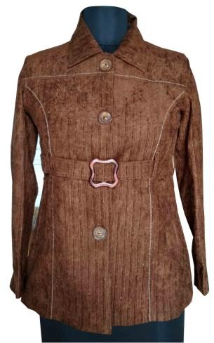 FSPL01 - Dark Brown Women's Winter Jacket