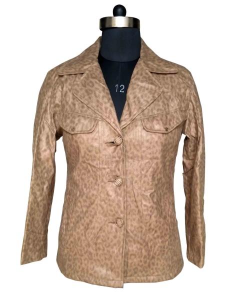 FSPL03 - Dark Brown  Winter Jacket