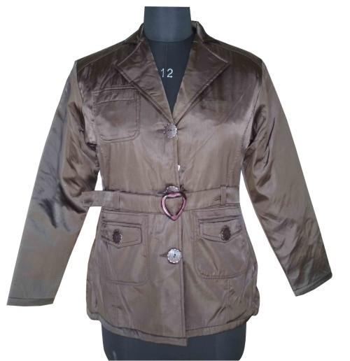 FSPL01 - Shining Off Black Women's Winter Jacket