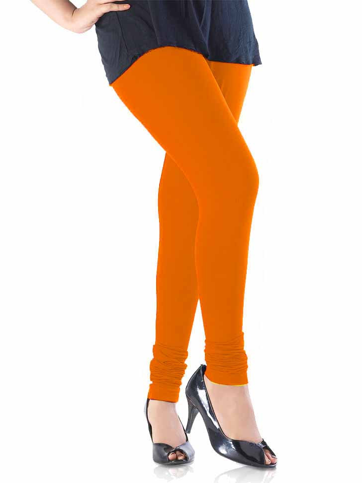ArvHD 01 - Orange Plain Legging