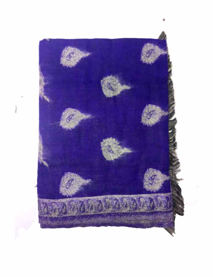 WOMEN SHAWL-VIOLET-WSWL 165 D NO 2