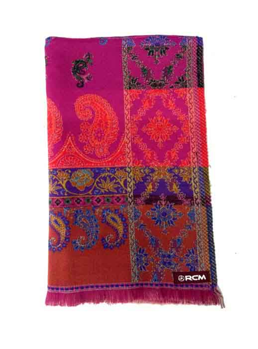 WMN SHAWL-COLOUR 3-WSWL 265 D NO 1