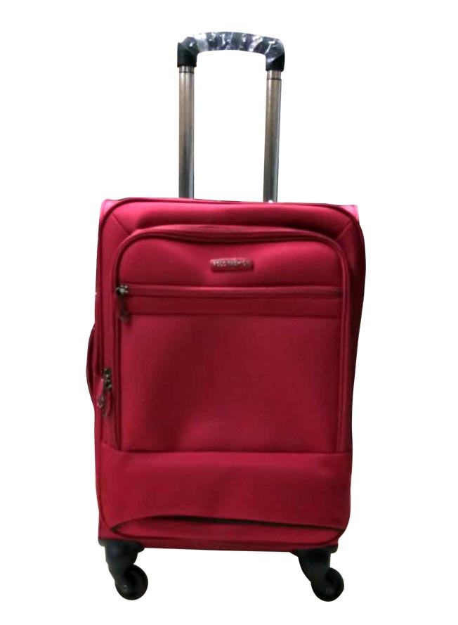 "TB SARA JUNE 2019-RED 20""-TRAVEL BAG"