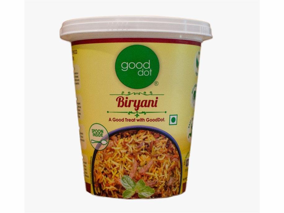 Gooddot Biryani(70g)