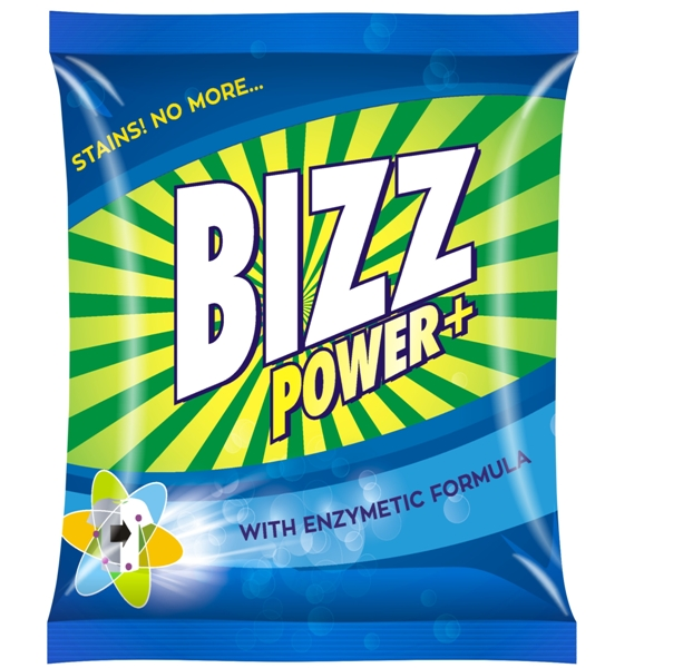 Bizz power plus washing Powder(170g)