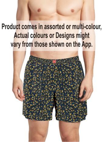 UC BOXER 02 -DARK-MENS BOXER SHORT