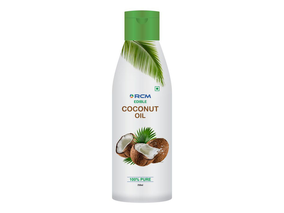 Edible Coconut Oil(bottle) 250ml