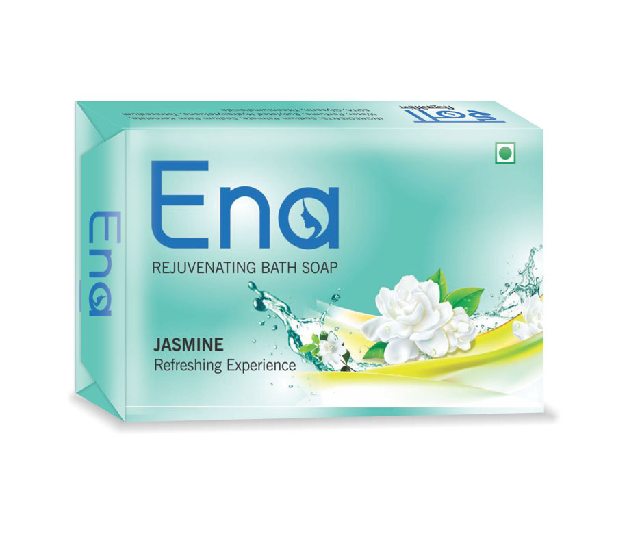 Ena Jasmine Bath Soap(55g)
