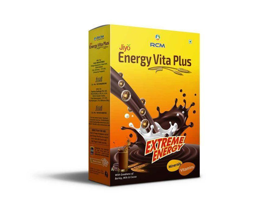 Energy Vita Refill Pack(500g)