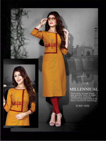 SanFash Freedom D1002-D NO 1002 WOMEN KURTI