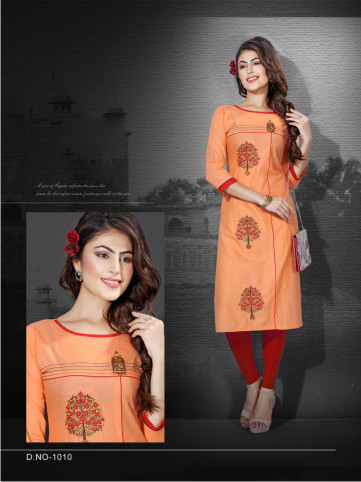 SanFash Freedom D1008-D NO 1008 WOMEN KURTI