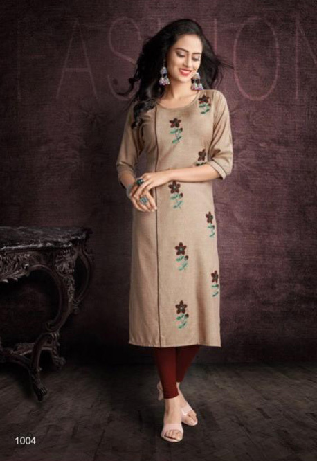 SUF SEP GLORY 2019-D NO 1004 WOMEN KURTI