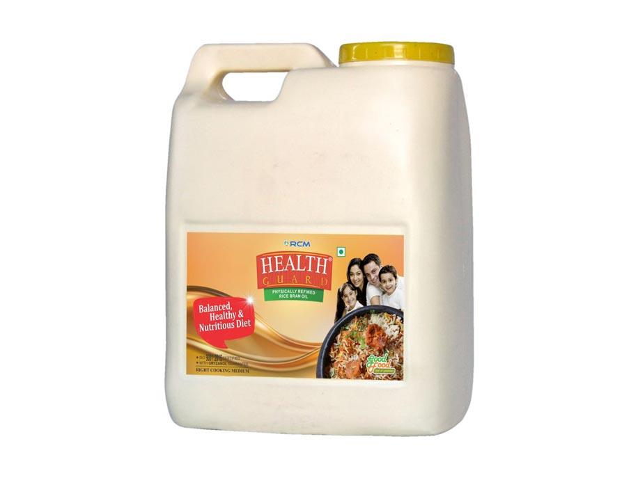 Rcm Health Guard Rice Bran Oil(15ltr)