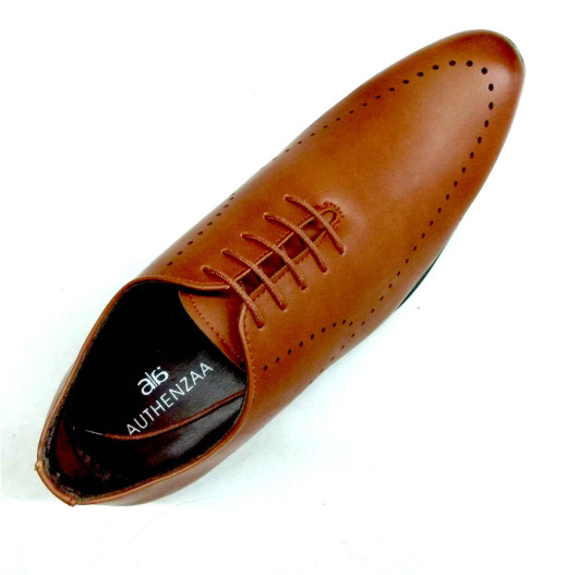 KRM2-TAN Formal Shoes