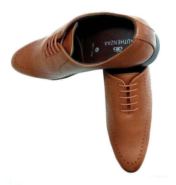 KRM2-TAN Formal Shoes