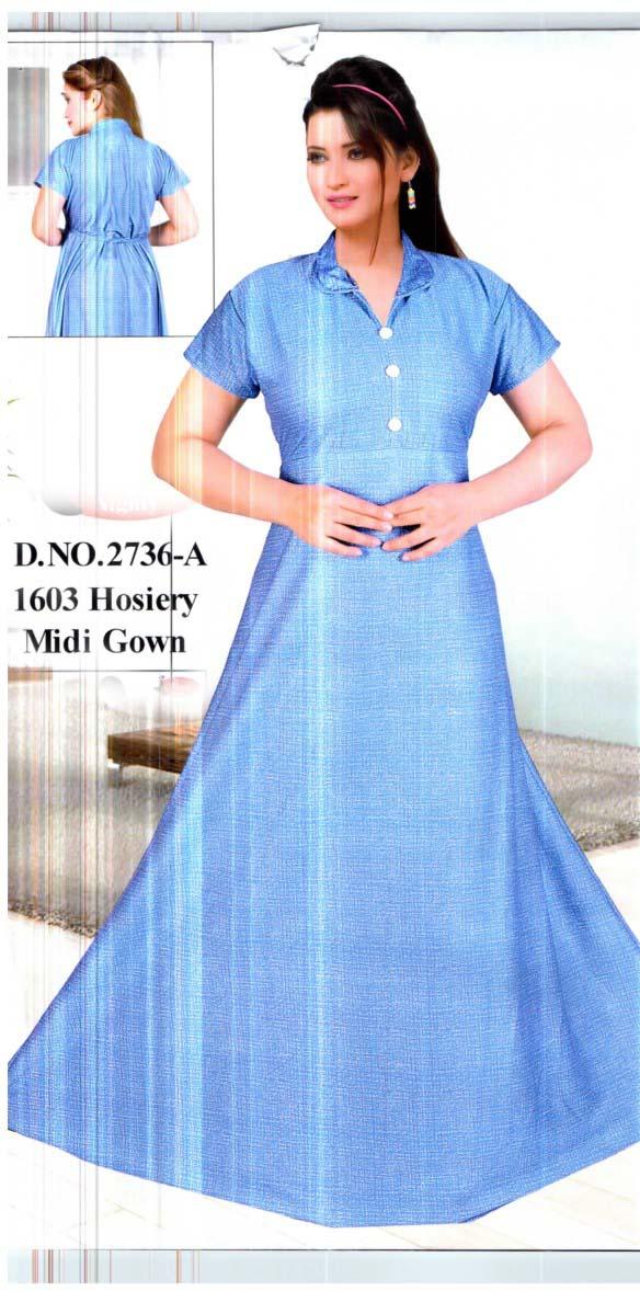 WOMEN NIGHTY-SKY BLUE-KC JULY 2736