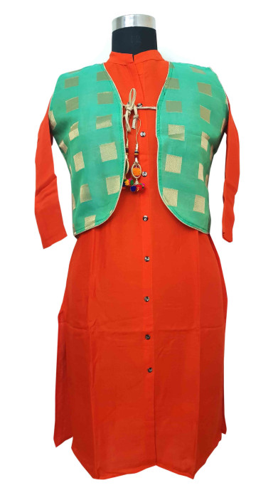WK-SFAB-SUF DNO 7-ORANGE/GREEN