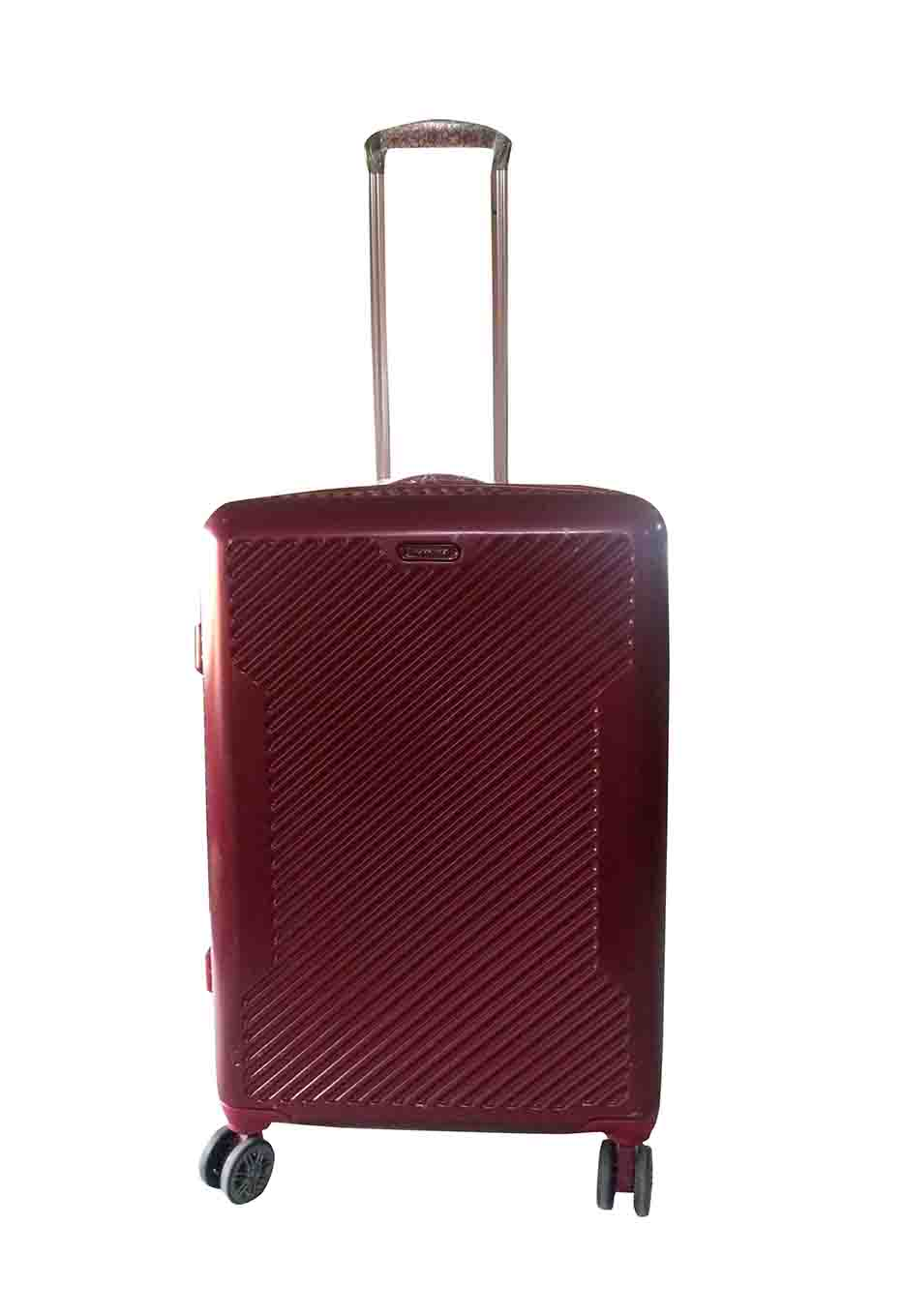 "TB PLATINUM 104 24""-MAHROON TRAVEL BAG"