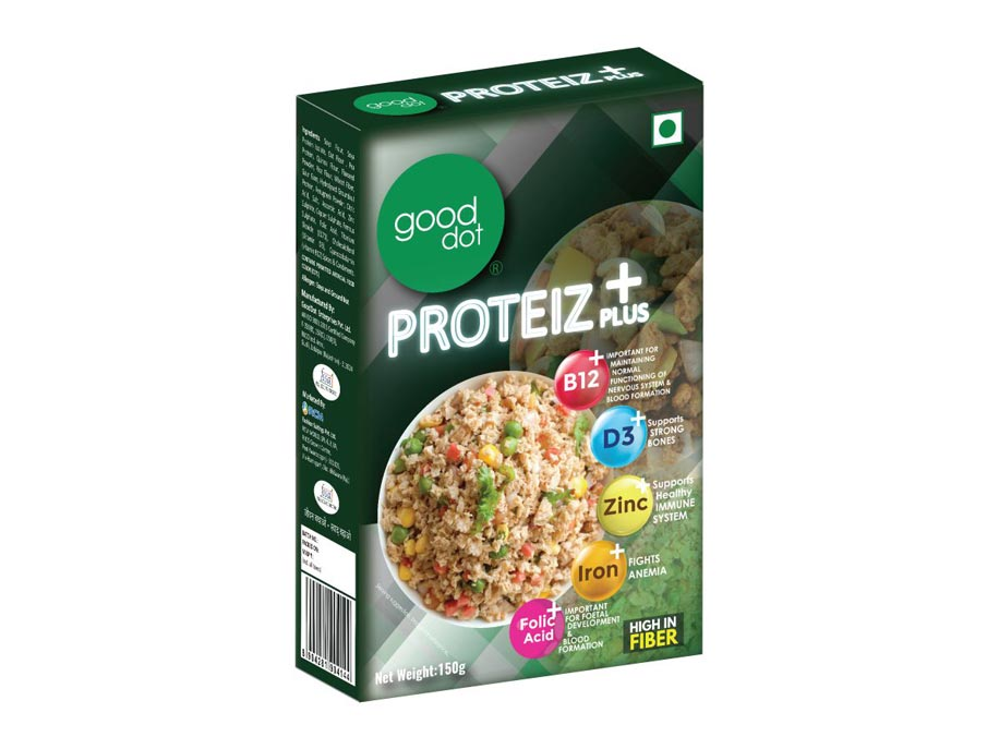 Gooddot Proteiz Plus(150g)